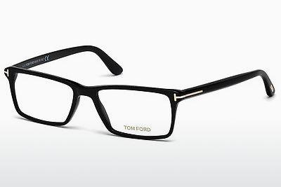 Designerbrillen Tom Ford FT5408 001 - Schwarz, Shiny