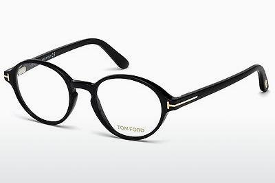 Designerbrillen Tom Ford FT5409 001 - Schwarz, Shiny