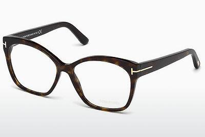 Designerbrillen Tom Ford FT5435 052 - Braun, Dark, Havana