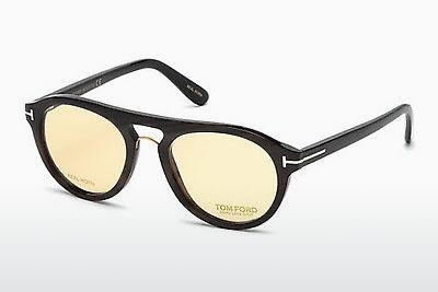 Designerbrillen Tom Ford FT5438-P 64E - Horn, Horn