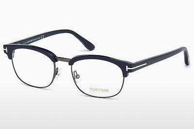 Designerbrillen Tom Ford FT5458 090 - Blau, Shiny