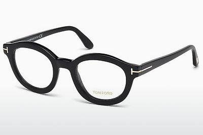 Designerbrillen Tom Ford FT5460 001 - Schwarz, Shiny