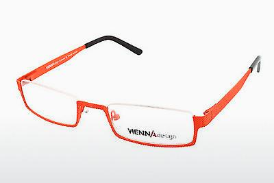 Designerbrillen Vienna Design UN564 03 - Orange