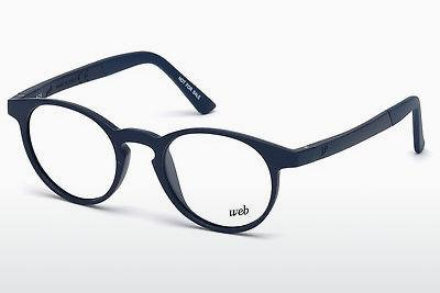 Designerbrillen Web Eyewear WE5186 090 - Blau, Shiny