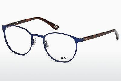Designerbrillen Web Eyewear WE5209 091 - Blau, Matt