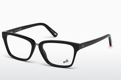 Designerbrillen Web Eyewear WE5229 001 - Schwarz, Shiny