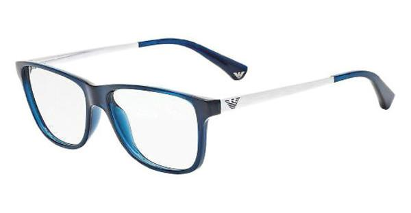 Emporio Armani EA3025 5072 TRANSPARENT BLUE