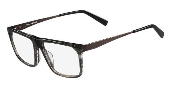 Karl Lagerfeld KL916 084 STRIPED GREY