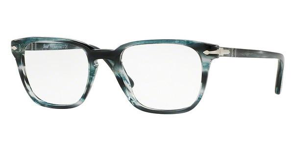 Persol PO3117V 1051 STRIPED GREY