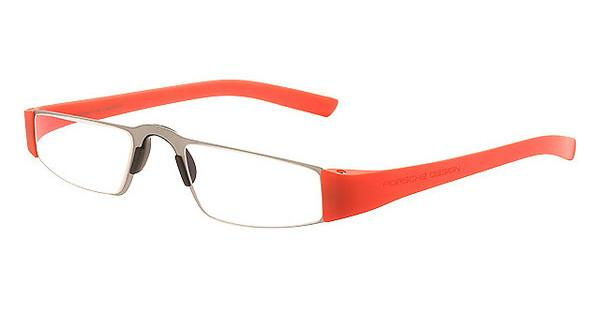 Porsche Design   P8801 O D1.00 orange transparent