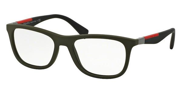 Prada Sport PS 04FV UBW1O1 GREEN RUBBER