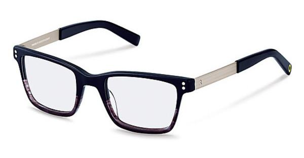 Rocco by Rodenstock RR426 B dark blue gradient