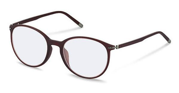 Rodenstock R7045 E dark red
