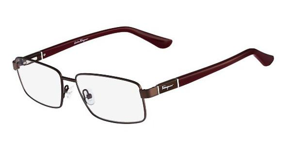 Salvatore Ferragamo SF2116 200 MATTE BROWN