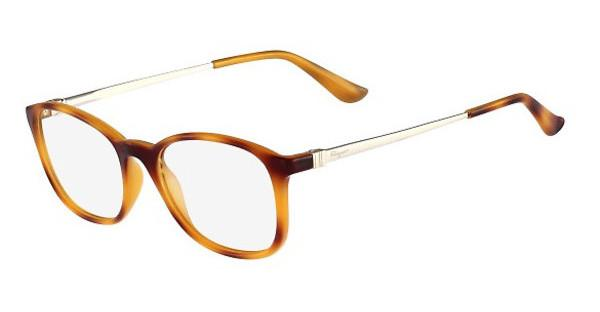 Salvatore Ferragamo SF2662 218 LIGHT HAVANA