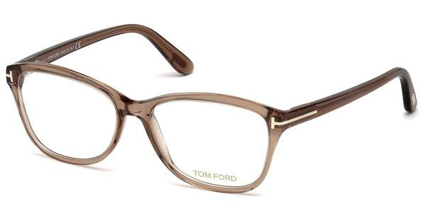 Tom Ford FT5404 048 braun dunkel glanz