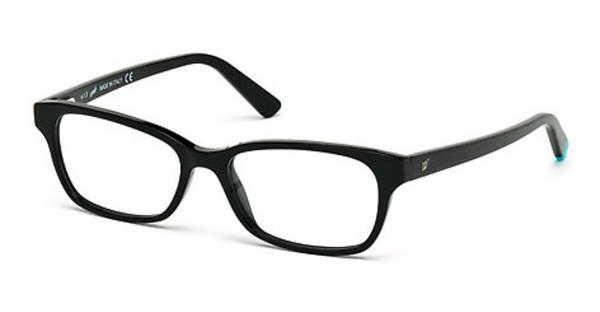 Web Eyewear WE5183 001 schwarz glanz