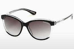 Sonnenbrille Guess by Marciano GM0757 03B - Schwarz, Transparent