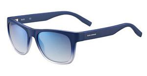 Boss Orange BO 0249/S QWO/DK FLASH BLUE SKYBLUE (FLASH BLUE SKY)