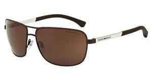 Emporio Armani EA2033 313273 BROWNBROWN RUBBER