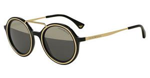 Emporio Armani EA4062 50171Z GREY MIRROR GOLDBLACK/PALE GOLD