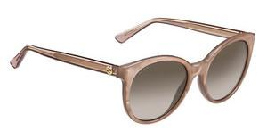 Gucci GG 3820/S R4F/J6 BROWN SFPINK MOP (BROWN SF)