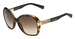 Jimmy Choo ALANA/S EYF/JD BROWN SFHVNA BLCK
