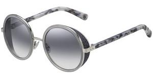 Jimmy Choo ANDIE/S J7L/IC GREY MS SLVPLDGRYHVN (GREY MS SLV)