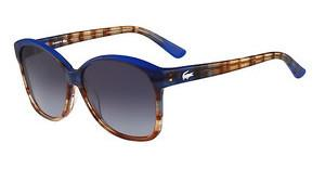 Lacoste L701S 424 BLUE/BROWN GRADIENT