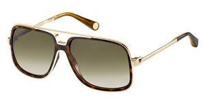 Marc Jacobs MJ 513/S 0OF/DB BROWNGREY SFGOLD HVNA
