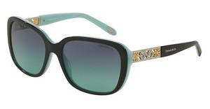 Tiffany TF4120B 80559S AZURE GRADIENT BLUEBLACK/BLUE