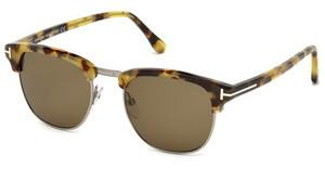 Tom Ford FT0248 55J roviexhavanna bunt