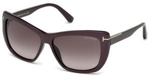 Tom Ford FT0434 83T bordeaux verlaufendviolett
