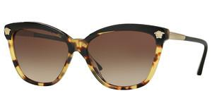 Versace VE4313 517713 BROWN GRADIENTBLACK/HAVANA