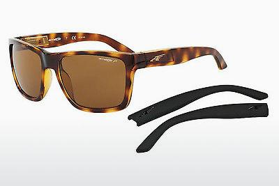 Sonnenbrille Arnette WITCH DOCTOR (AN4177 208783) - Braun, Havanna