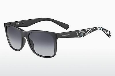 Sonnenbrille Boss Orange BO 0211/S GAX/HD - Grau, Schwarz, Flowers