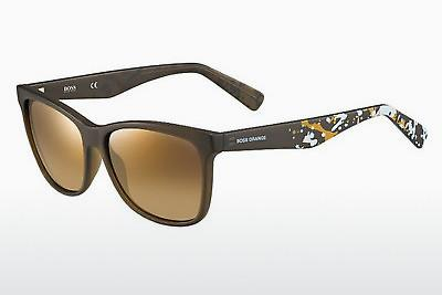 Sonnenbrille Boss Orange BO 0212/S F4S/4D - Flowers