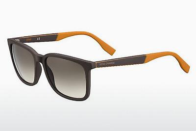 Sonnenbrille Boss Orange BO 0263/S GSS/HA - Rot, Orange