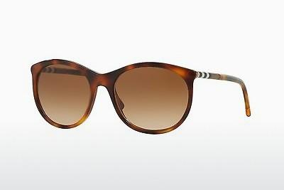 Sonnenbrille Burberry BE4145 331613 - Braun, Havanna