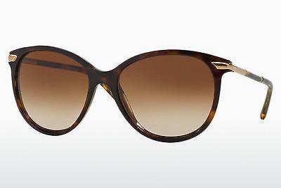 Sonnenbrille Burberry BE4186 300213 - Braun, Havanna