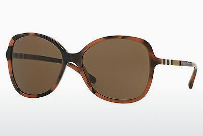 Sonnenbrille Burberry BE4197 351873 - Braun, Havanna, Orange