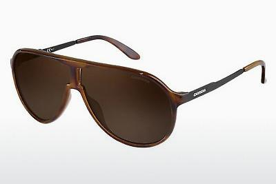 Sonnenbrille Carrera NEW CHAMPION 8F8/SP - Braun, Havanna