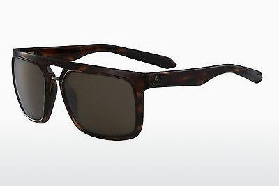 Sonnenbrille Dragon DR AFLECT 244 - Braun, Havanna