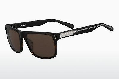 Sonnenbrille Dragon DR515S BLINDSIDE 206 - Havanna, Braun