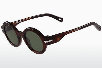 Sonnenbrille G-Star RAW GS604S FAT WILTON 725 - Braun, Havana