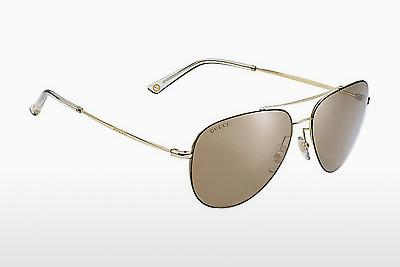 Sonnenbrille Gucci GG 2245/S J5G/XS - Gold