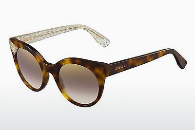 Sonnenbrille Jimmy Choo MIRTA/S Q3Y/NH - Havanna, Gold