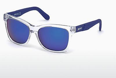 Sonnenbrille Just Cavalli JC649S 26Z - Purpur, Crystal
