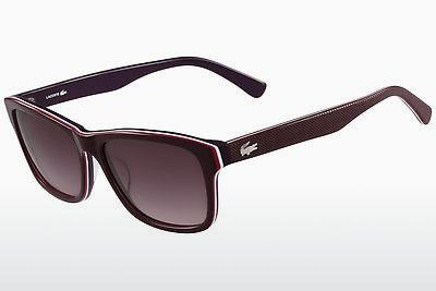 Sonnenbrille Lacoste L683S 603 - Rot, Braun