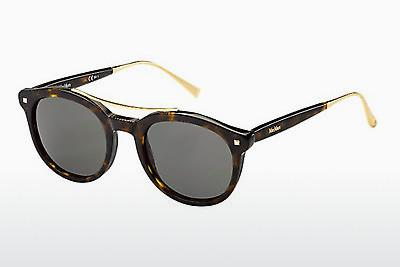 Sonnenbrille Max Mara MM NEEDLE I UJS/Y1 - Havanna, Gold